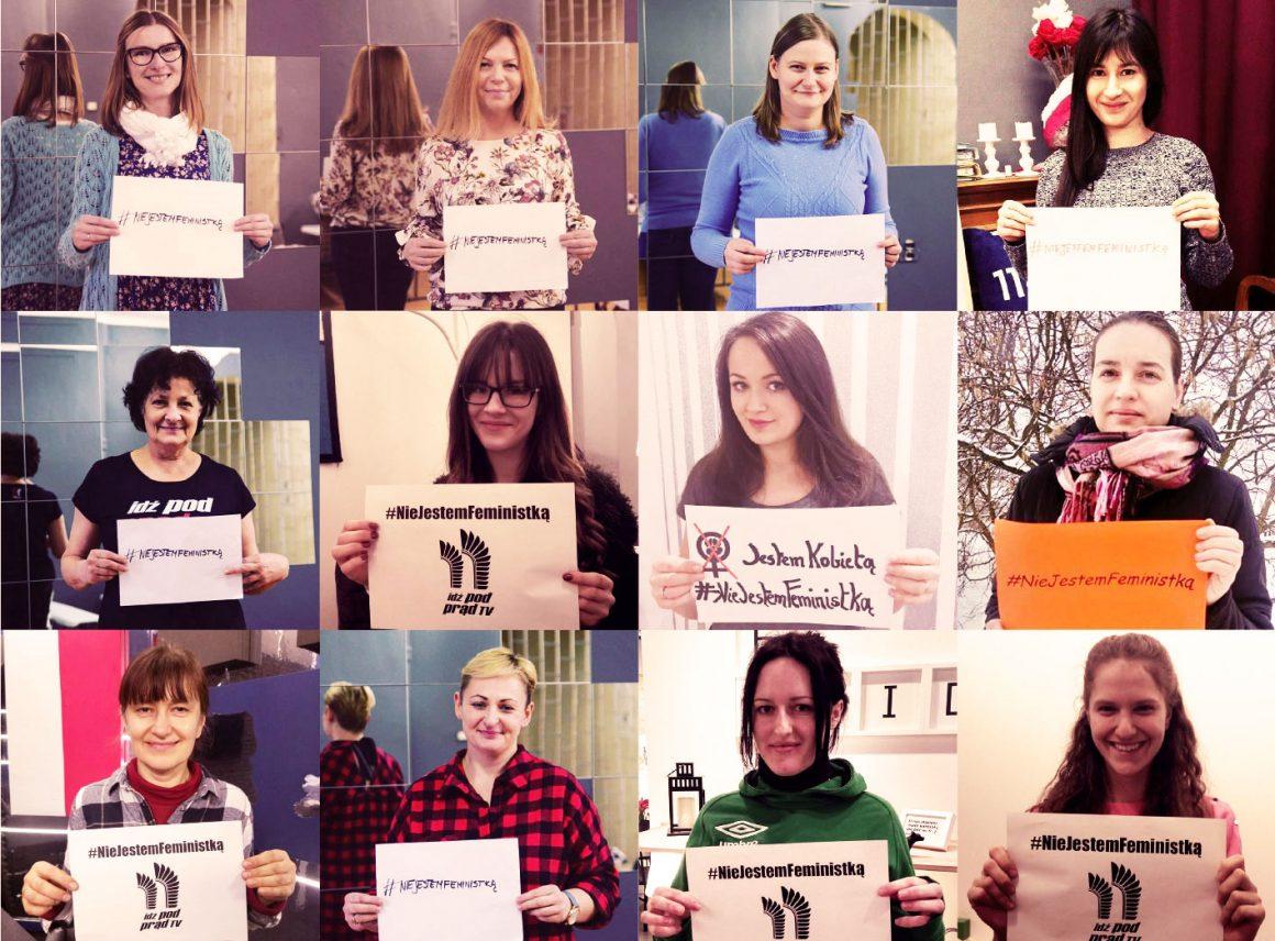 #KobietaWyzwolona #NieJestemFeministką